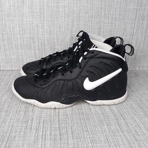 Nike Foamposite Pro Dr Doom Black Sz 9